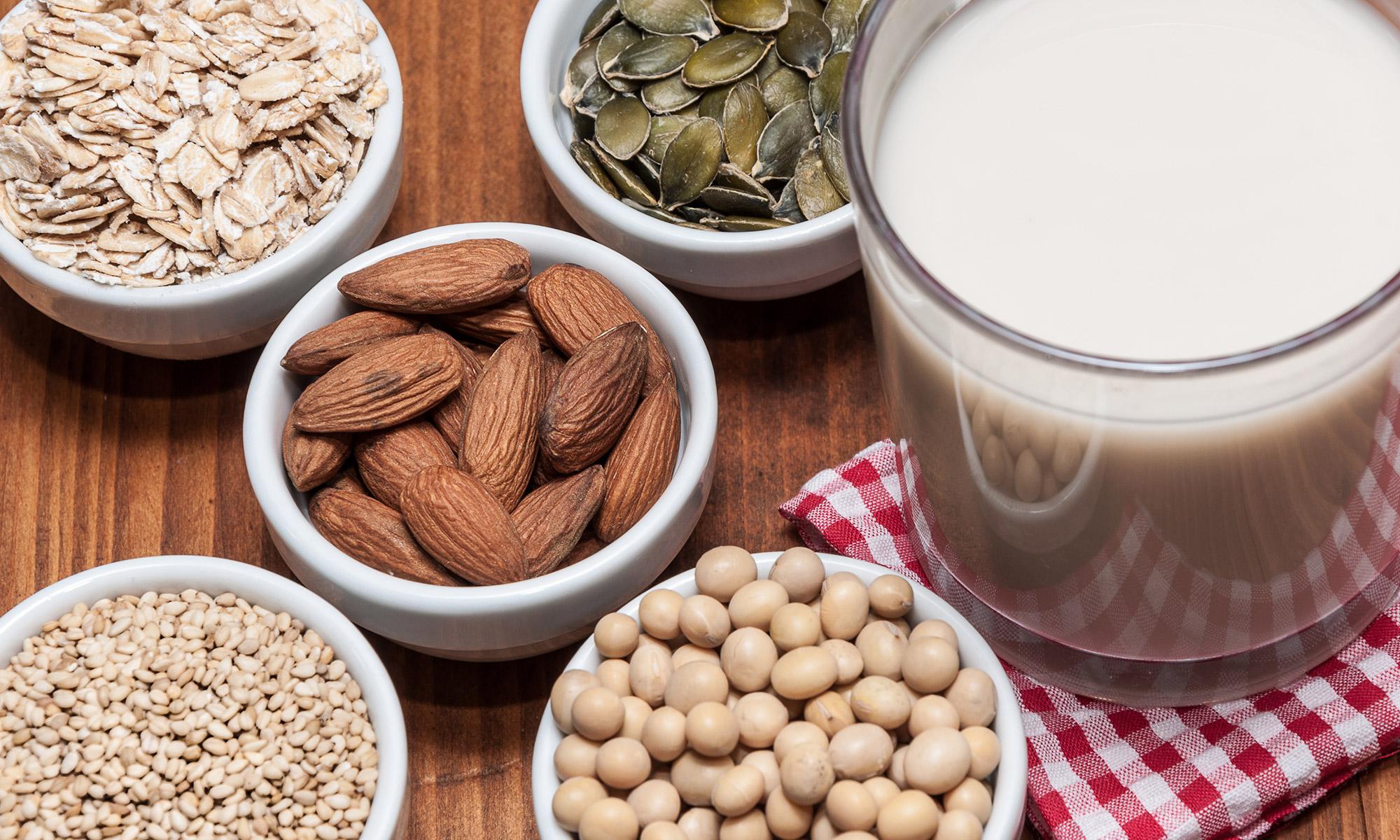 Las leches vegetales: Por qué son una alternativa perfecta a la lecha de vaca